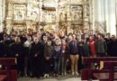 Peregrinación vocacional a Palencia