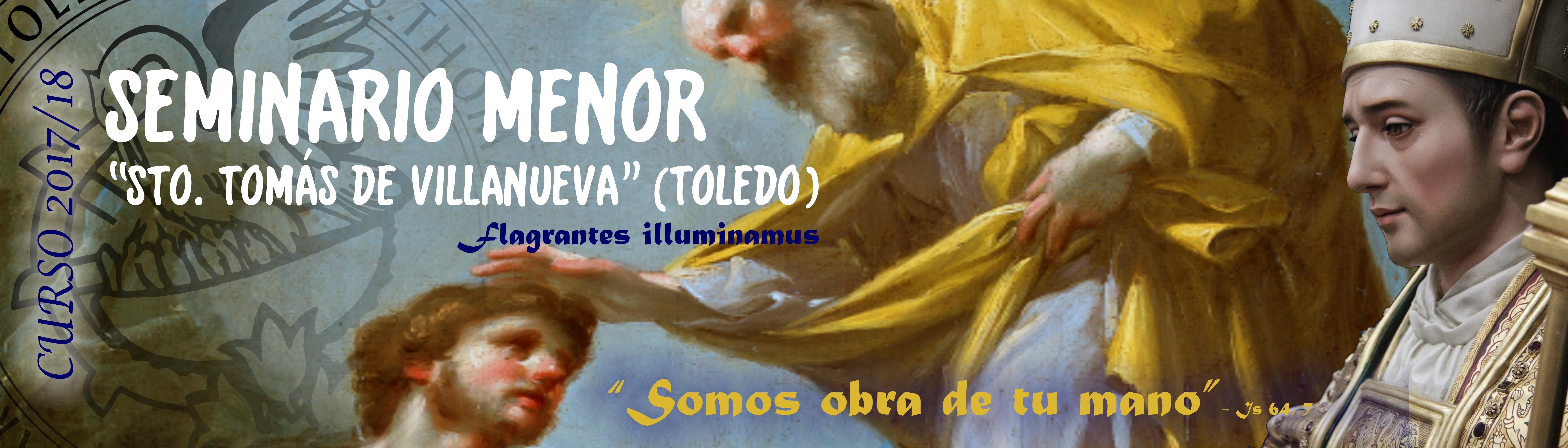 """Seminario Menor """"Sto. Tomás de Villanueva"""" (Toledo)"""