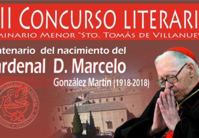 Concurso literario 2018