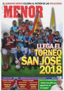 Cartel Torneo San José 2018 para Mayo