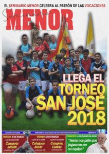 Cartel Torneo san José 2018